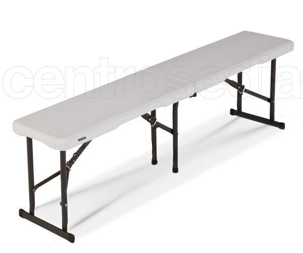"""Lifetime 80354"" Folding Bench 153x30 cm"