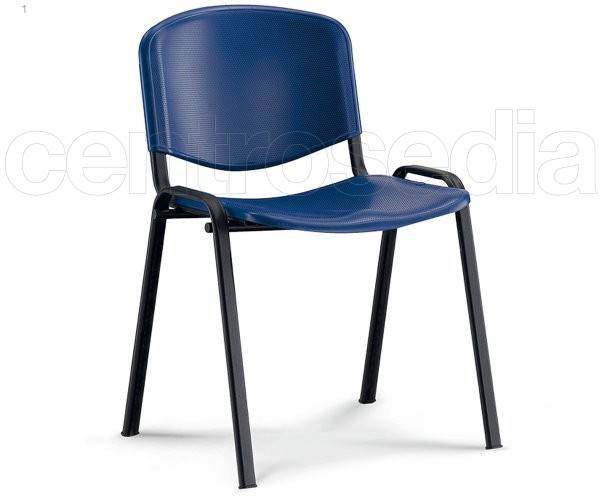 """Iso"" Plastic Chair"