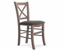 """""""Atena"""" Wooden Chair - Padded Seat"""