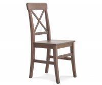 """Lara"" Wooden Chair - Wood Seat"