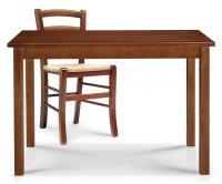 """Risto"" Rectangular Wooden Table"