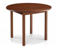 """Risto"" Round Wooden Table"
