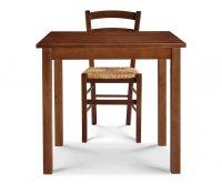 """""""Risto"""" Square Wooden Table"""