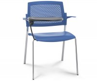 """Map"" Plastic Chair"