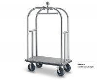"""Africans"" Luggage Trolley"