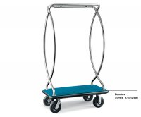 """Russian"" Luggage Trolley"