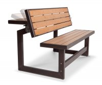 Lifetime 60054 Convertible Bench
