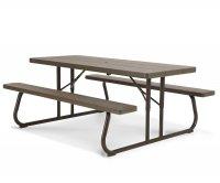 Lifetime 60112 Picnic Table 183x145 cm