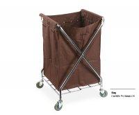 """Bag"" Linen Trolley"