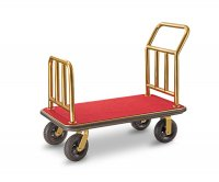 """Egyptian"" Luggage Trolley"