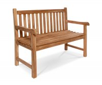 Java Teak Wood Bench