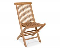 Adi Folding Chair in Teak Wood