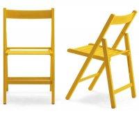 """""""Bass"""" Folding Wooden Chair"""