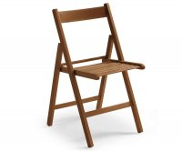 """Bass"" Folding Wooden Chair"