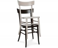"""Milano Fuselli"" Stackable Chair"