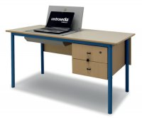 CC2101PA Notebook School Chair 2 Drawers