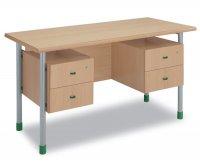 CM2102 School Chair 4 Drawers