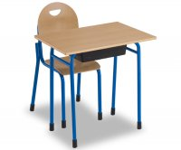 CC1682 Single-seater School Desk