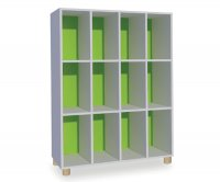 CC7412 Open shelf 12 compartments