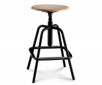 """Leo"" Drafting Stool"